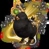 Fat Black Chocobo (XIV)