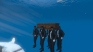 GTA V Coffin Dance Buceo
