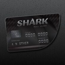 Tarjeta shark