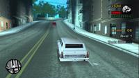Vendedor de coches GTA LCS Viaje relajante