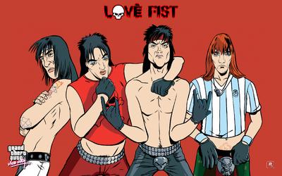 Love Fist 01