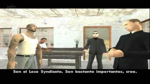 GTA San Andreas - Misión 45 Jizzy (Introducción) - HQ