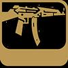 AK47 Icono GTA3Móvil