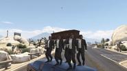 GTA 5 Coffin Dance Stretch