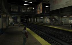 West Park Station GTA IV