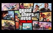 Artwork Grand Theft Auto Online