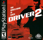 Driver 2 Cover