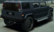 Patriot detrás GTA IV