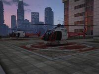 Ambulancias Aereas (V)