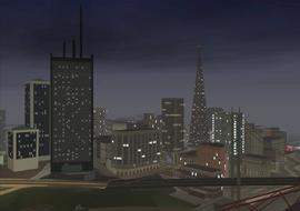 Downtown San Fierro
