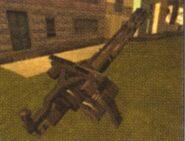 GTA San Andreas Beta Minigun