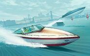 Artwork GTA Online Lanchas