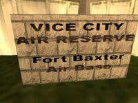 FortBaxterAirBase