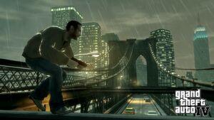 Niko en el Puente Broket