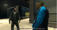 GTAIV-Mision-Holland Nights-FrancisdandoinstruccionesaNiko