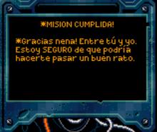 Misión cumplida GTA GBC