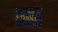 Grafiti de Boca