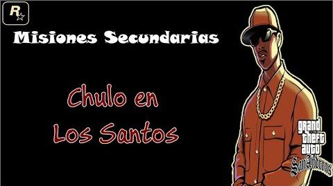GTA San Andreas Chulo en los Santos ✪