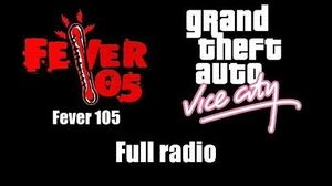 GTA Vice City - Fever 105 (Rev