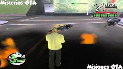 GTA San Andreas Mision 47 T - Bone Méndez (FCR 900 Blindada)