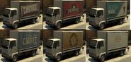 Mule GTA IV publicidades