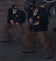 FBI GTA III