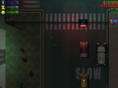 Invisible GTA 2