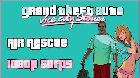 GTA Vice City Stories - Rescate Aéreo - 1080p 60FPS