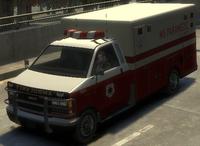 Ambulancia GTA IV