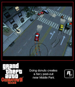 Grand Theft Auto Chinatown Wars NDS