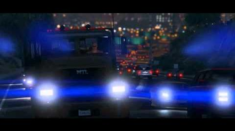 Grand Theft Auto V - Xbox One, PlayStation 4 & PC Trailer