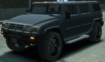 Patriot GTA IV