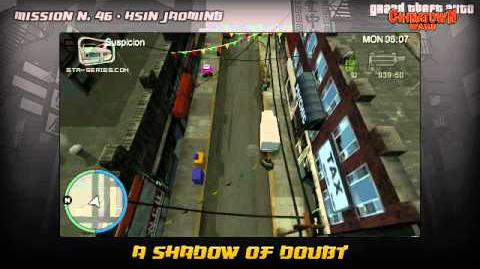 GTA Chinatown Wars - Mission 46 - A Shadow of Doubt