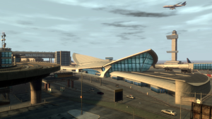 Francis Intl Airport GTA IV 01