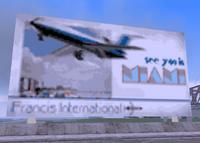 Referencia a Miami GTA III Easter Egg