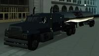 Tanker remolque SA