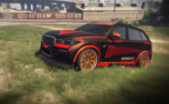 Rebla GTS modificada 2 GTA Online