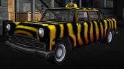 Taxi Cebra GTA VC