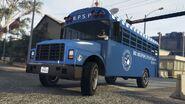 Autobús de prisión RGSC 2019 GTA Online