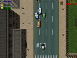 Nivel de búsqueda 2 GTA 2