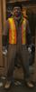 Indumentaria de trabajador del puerto