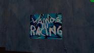 Grafiti de Racing Club