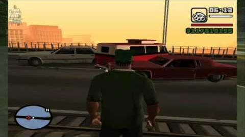 GTA San Andreas - Mision Segundaria Las 50 Fotografías - MQ