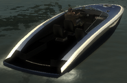 Squalo detrás GTA IV