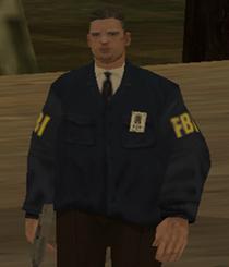 Mini agente FBI