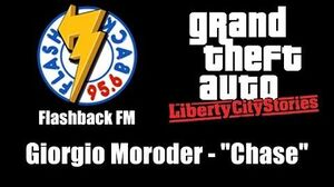"GTA Liberty City Stories - Flashback FM Giorgio Moroder - ""Chase"""