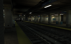 Emerald Station GTA IV