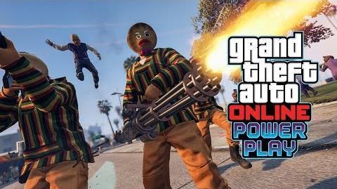 GTA Online Acción ofensiva