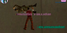Misión fallida VC R