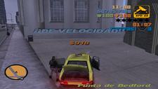 Bonificación de velocidad taxista